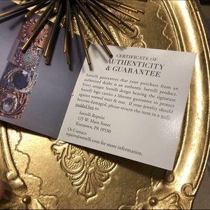 Sorrelli Jewelry - Sorrelli Blue Square Stud Earring Set